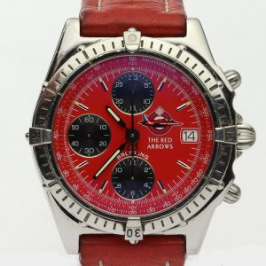 Breitling Chronomat The Red Arrows Limited Edition 39mm Watch