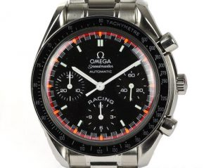 Omega Speedmaster Racing Michael Schumacher 39mm Limited Edition