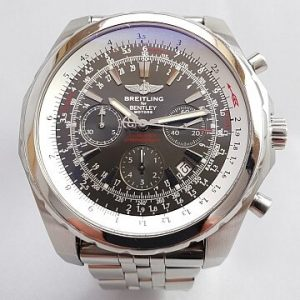 Breitling Bentley Motors 49mm Automatic Chronograph, With Papers