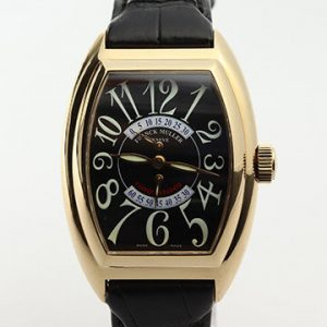Franck Muller Conquistador 18ct Rose Gold Automatic Watch, with Box
