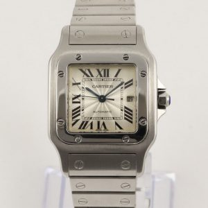 Cartier Santos Galbee 2319 Stainless Steel 29mm Automatic