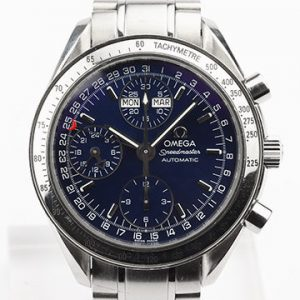 Omega Speedmaster Day Date 38mm Automatic Chronograph