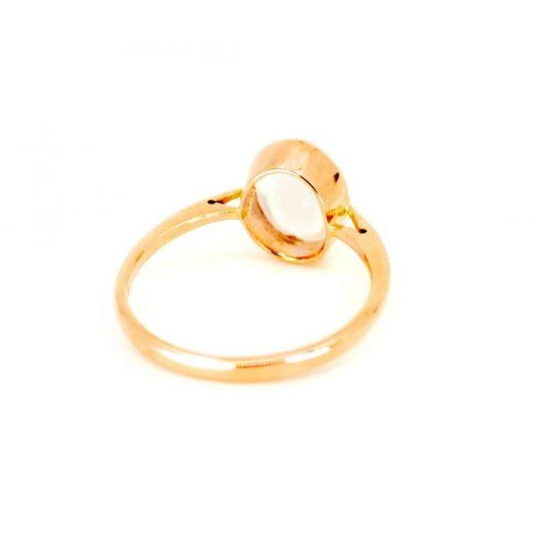 Modern 1.50ct Moonstone Ring