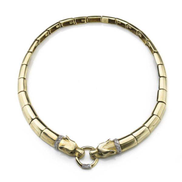 Torc necklace