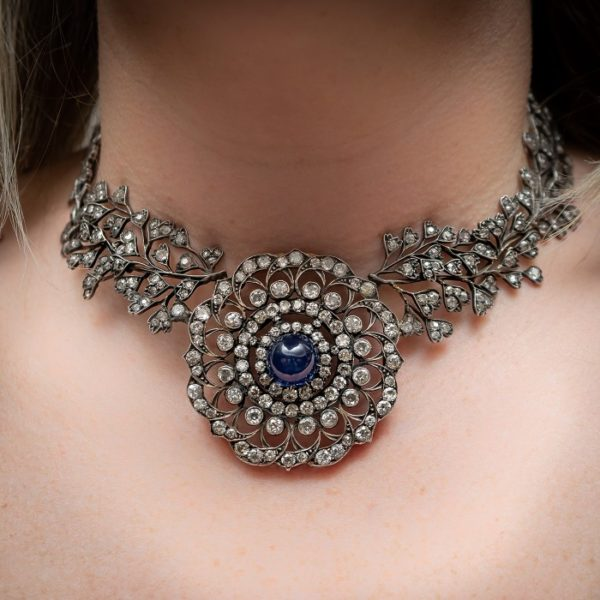 Resille necklace