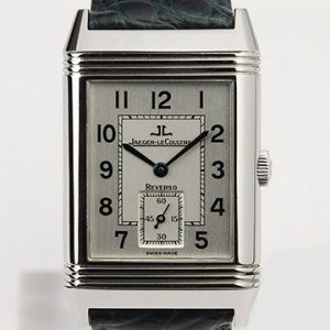 Jaeger LeCoultre Reverso Grande Taille Stainless Steel Manual Watch