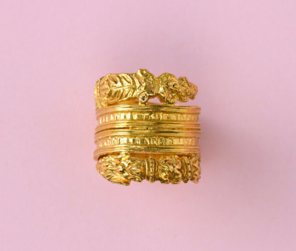 Cleaning Antique Gold Jewellery