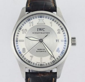 IWC Mark XVI Automatic Stainless Steel 39mm Watch with Box