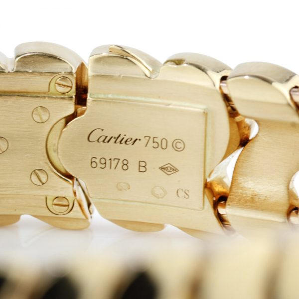 Cartier 18ct Solid Yellow Gold Link Bracelet