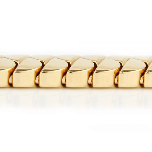 Cartier 18ct Solid Yellow Gold Bracelet