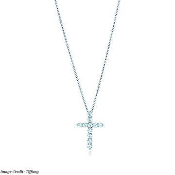 Tiffany & Co. Cross Pendant